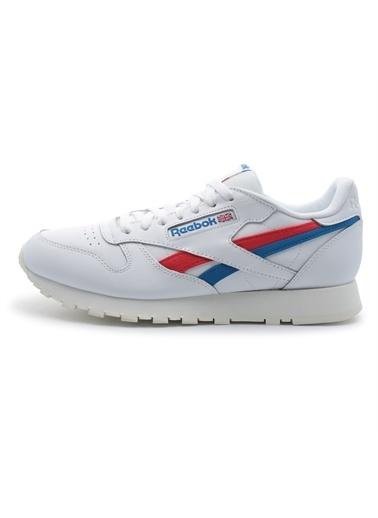 Reebok Unisex Beyaz Cl Leather  Sneakers FV2108 Beyaz